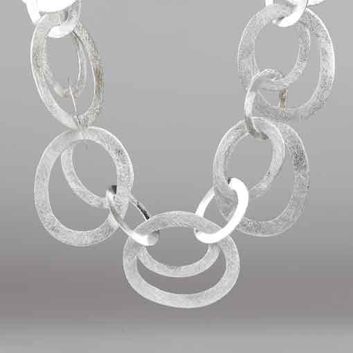 Silberkette
