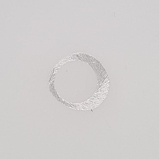 Ovale, flach