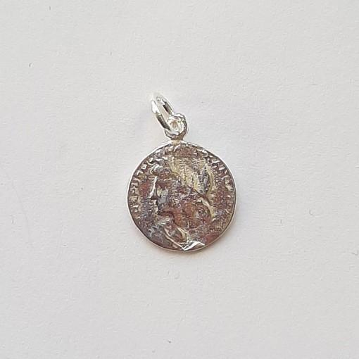 Roman Coin Charm