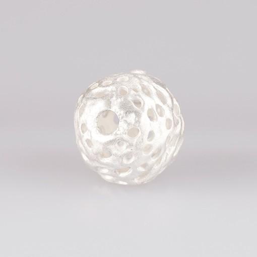 Ball bead, filigree