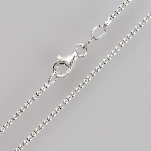 Silver Ball Chain
