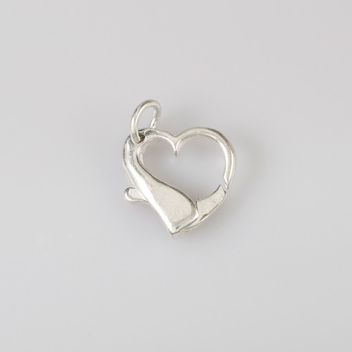 Heart Shaped Clasp