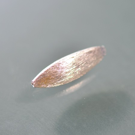 Oval Bead, Triangular