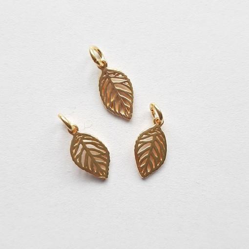 Leaf Charm