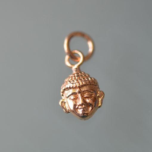 Buddha Head Charm