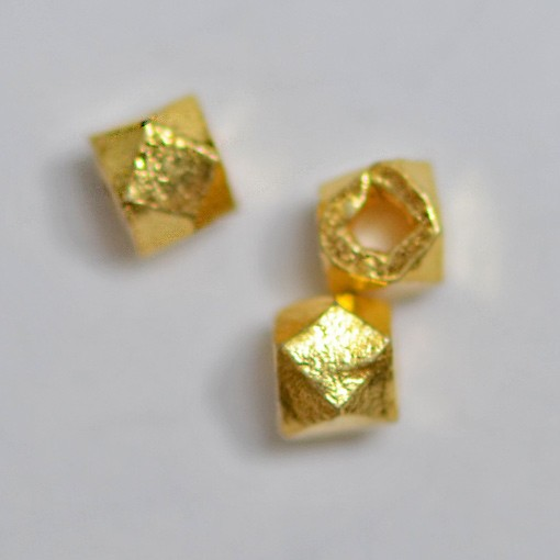 Faceted Spacer Bead