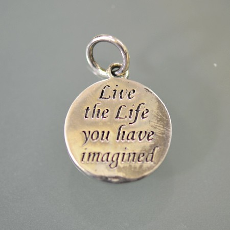 Message Pendant