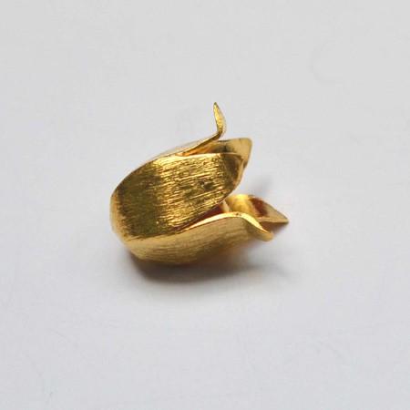 Tulpe, goldplattiert