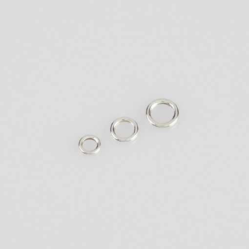 Jump Ring, Soldered