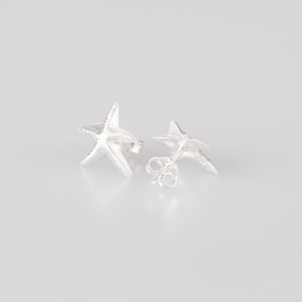 Stud Earrings, Starfish