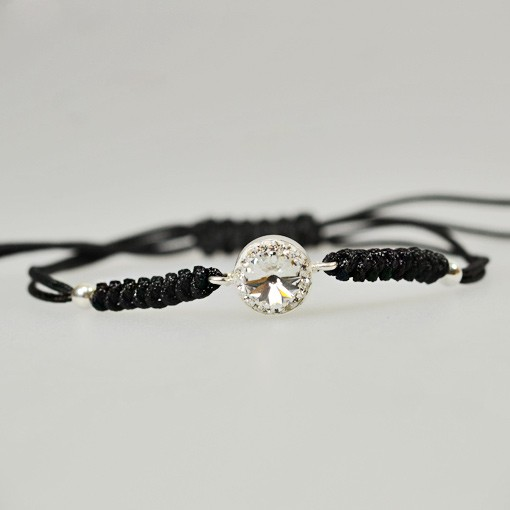 Bracelet with Swarovski Crystal