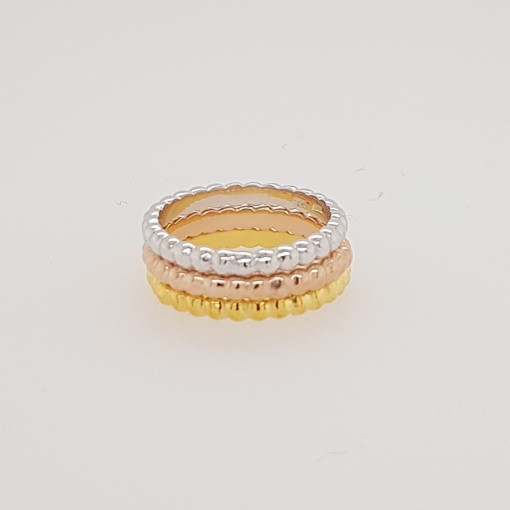 Tricolor Ring