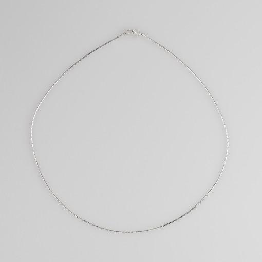 Omega Halskette, diamantiert
