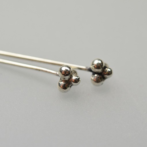 Head Pin with Granulation